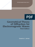 Book - GO - Geometrical Theory diffraction for EM - Graeme