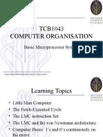 Basic Microprocessor
