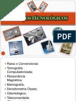 AVANÇOS TÉCNOLÓGICOS