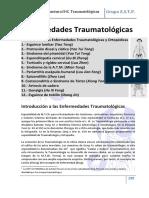 Enfermedades Traumatológicas y Ortopédicas