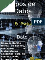 Tipos de Datos en Programación