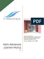 TIS Company Profile 2015 Rev 3