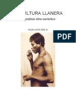 La Cultura Llanera
