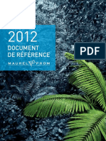 Document de Reference 2012