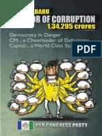Sakshi Emperor of Corruption Telugu360.com
