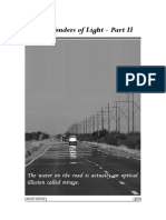 Modal Paper of Wonders of Light Part 2