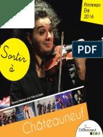 Programme Fetes Printemps 2016