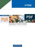 PDF Pqs Dampinginrushcurrentsan113