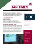 newsletter 2 0