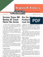 Transit Times Volume 6, Number 1