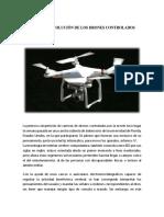 Drones Controlados Por La Mente