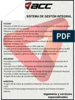 Objetivos Del SGI