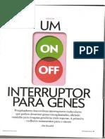 Interruptores Para Genes