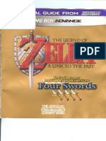 The Legend of Zelda - A Link to the Past - Official Nintendo Players Guide
