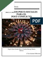 Recursos Psicosociales Para El Post Conflicto