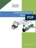Advanced Network Technologies