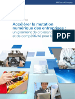 Rapport McK-Accelerer La Mutation Numerique Des Entreprises 2014