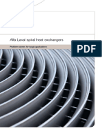 Alfa Laval Spiral Heat Exchanger Brochure