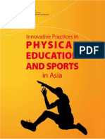 Innovative Practices in Physical Education and Sports in Asia