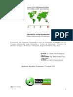 Evaluación del Potencial Ecoturístico para el Desarrollo Sostenible en los Parques Nacionales Lago Enriquillo y Sierra de Bahoruco.  Reserva de Biosfera Jaragua – Bahoruco – Enriquillo, Región Enriquillo, Rep. Dom