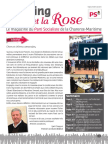 Le Poing Et La Rose - Septembre 2015