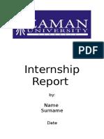 Internship_Report_Template_Cover.docx