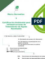Marco Normativo  AGUAS RESIDUALES
