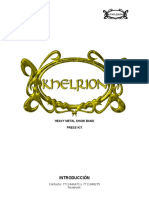 Press Kit Grupo Khelrion