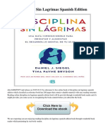 Disciplina Sin Lagrimas Spanish Edition