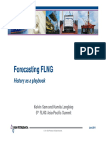 Forecasting the Future of the LNG Market