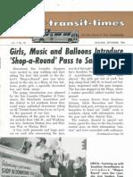 Transit Times Volume 7, Number 5E