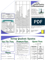 Quadratic Brochure