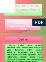 Ppt Makro Mineral Patman