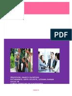 Informe - Institución de Herederos y Legatarios