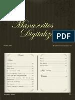 Livro Virtual - Manuscritos Digitalizados
