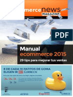 Manual Ecommerce 2015 Web