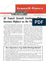 Transit Times Volume 7, Number 11