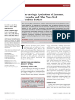 Neuro Oncologic Applications of Exosomes,.10