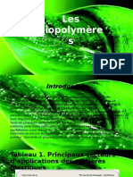 Biopolymer Prese