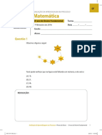 AAP - Matemática - 6º Ano Do Ensino Fundamental