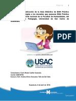 Guía Didactica Actualizada Del Eps 2015
