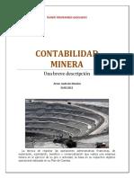 Contabilidad Minera - Una Breve Descripción