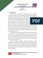 Analisa dan Pemeliharan pada Kondensor PLTU