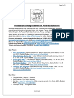 Philadelphia Independent Film Awards Nominees_FINAL