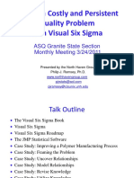 Visual Six Sigma by P Ramsey  on 20110324
