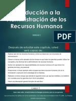 1. Introducción a La Administración de Los Recursos Humanos. CAP 1