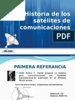 Historia de Los Satelites