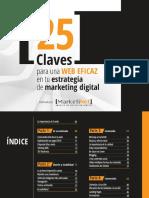 25 Claves Para Una Web Eficaz