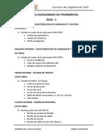 Trabajo Escalonado de Pavimentos 2016-1