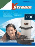 Hayward XStream SellSheet